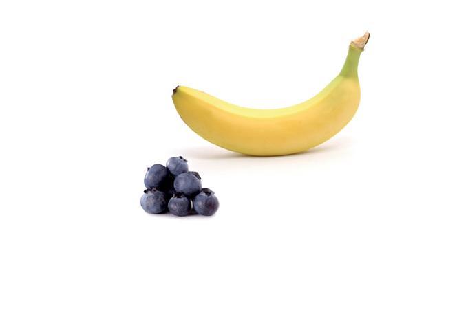 frullato-vegan-banane-e-mirtilli